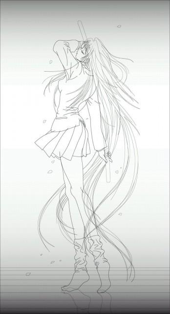 Oh! Great, Tenjou Tenge, Aya Natsume, Member Art
