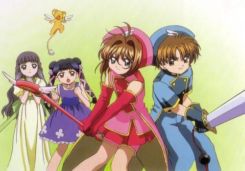 Madhouse, Cardcaptor Sakura, Tomoyo Daidouji, Syaoran Li, Sakura Kinomoto