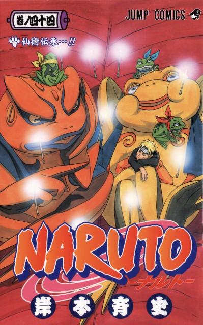 Masashi Kishimoto, Naruto, Naruto Uzumaki, Gamatatsu, Gamakichi