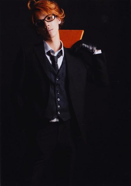 Kuroshitsuji, Ronald Knox, Live Action