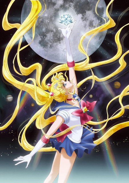 Yukie Sakou, Toei Animation, Bishoujo Senshi Sailor Moon, Sailor Moon, Official Digital Art