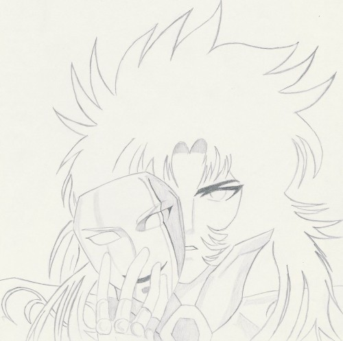 Masami Kurumada, Saint Seiya, Gemini Saga, Member Art