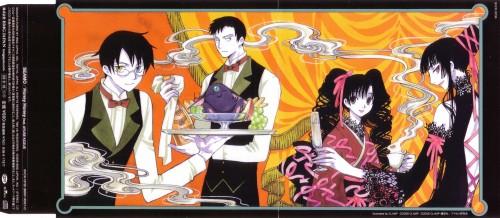 CLAMP, Production I.G, xxxHOLiC, Himawari Kunogi, Kimihiro Watanuki