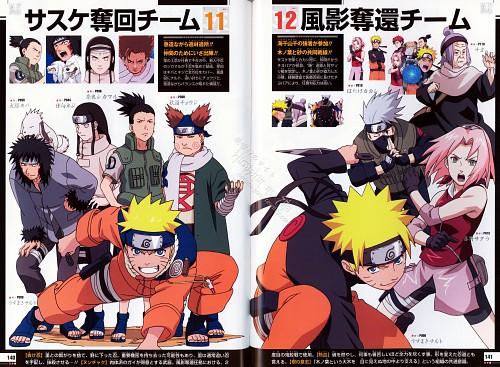 Studio Pierrot, Naruto, Naruto Juunen Hyakunin, Kakashi Hatake, Akamaru (Naruto)