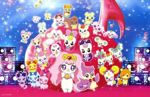 Toei Animation, Precure All Stars, Precure Pia, Flappy, Tarte (Fresh Precure)