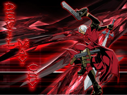 Capcom, Devil May Cry, Dante Wallpaper