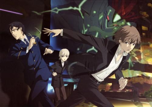 Persona: Trinity Soul, Ryo Kanzato, Jun Kanzato, Shin Kanzato