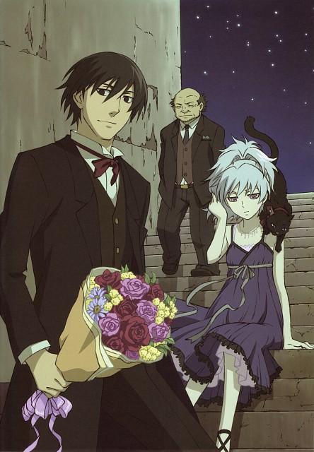 Yuji Iwahara, BONES, Darker than Black, Huang, Mao