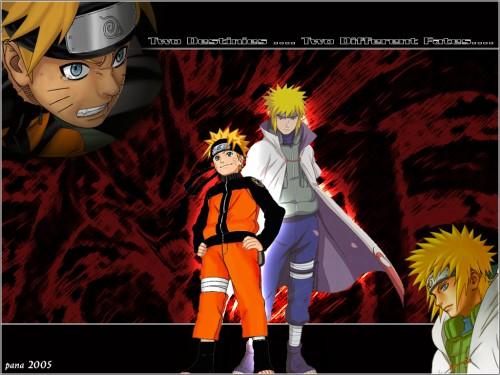 Masashi Kishimoto, Studio Pierrot, Naruto, Naruto Uzumaki, Minato Namikaze Wallpaper