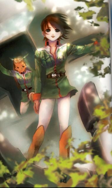 Haruhiko Mikimoto, Mobile Suit Gundam - Universal Century