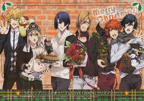 A-1 Pictures, Broccoli, Uta no Prince-sama, Otoya Ittoki, Ren Jinguji