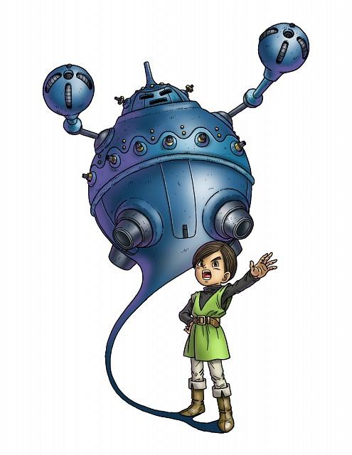 Studio Pierrot, Blue Dragon - Awakened Shadow, Blue Dragon, Jiro (Blue Dragon), Official Digital Art