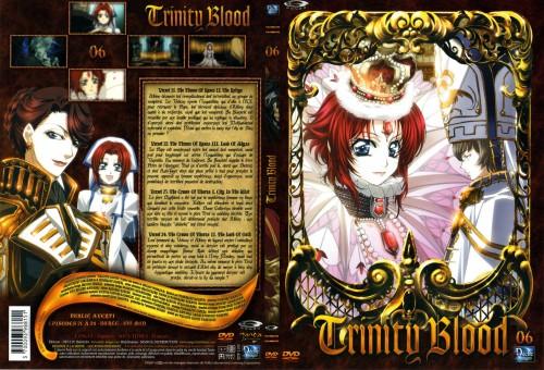 Atsuko Nakajima, Shibamoto Thores, Gonzo, Trinity Blood, Alessandro XVIII