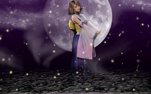 Square Enix, Final Fantasy X, Yuna Wallpaper