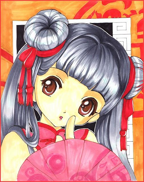 CLAMP, Madhouse, Cardcaptor Sakura, Meiling Li, Member Art