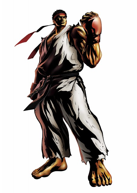 Capcom, Marvel vs Capcom 3, Street Fighter, Ryu