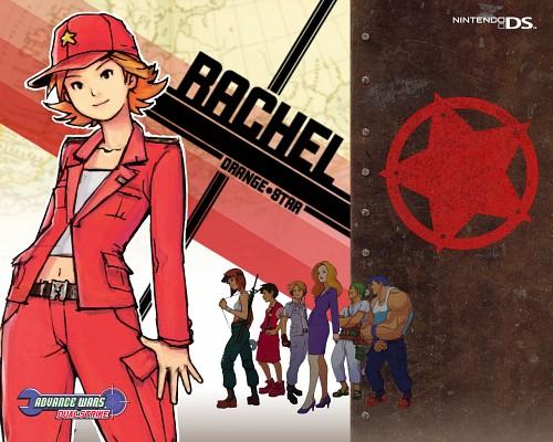 Nintendo, Advance Wars, Max (Advance Wars), Rachel (Advance Wars), Hachi (Advance Wars)