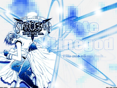 tri-Ace, Studio Deen, Star Ocean Till the End of Time, Fayt Leingod Wallpaper