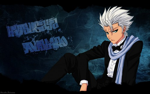 Bleach, Toshiro Hitsugaya Wallpaper