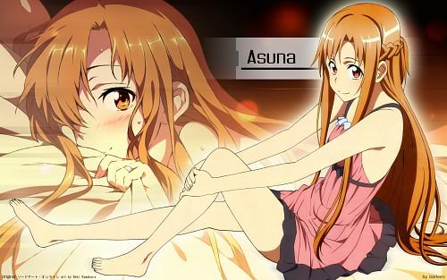 Abec, Shingo Adachi, A-1 Pictures, Sword Art Online, Asuna Yuuki Wallpaper