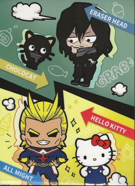 Kouhei Horikoshi, Sanrio, BONES, Boku no Hero Academia, Hello Kitty (Series)