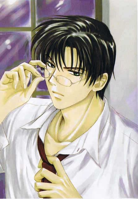 CLAMP, Legal Drug, Rikuo Himura, Newtype Magazine