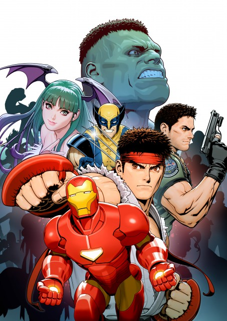 Capcom, Marvel, Madhouse, Marvel vs Capcom 3, Street Fighter