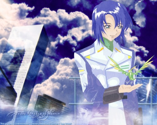 Youichi Fukano, Sunrise (Studio), Mobile Suit Gundam SEED Destiny, Athrun Zala Wallpaper