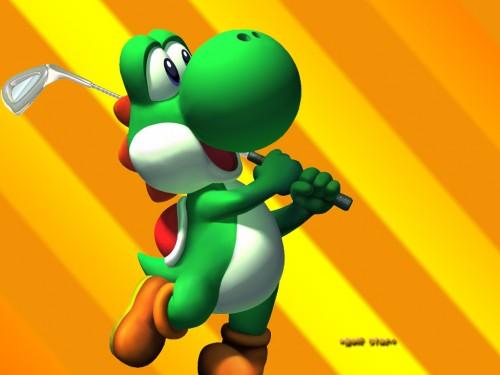 Nintendo, Super Mario, Yoshi Wallpaper