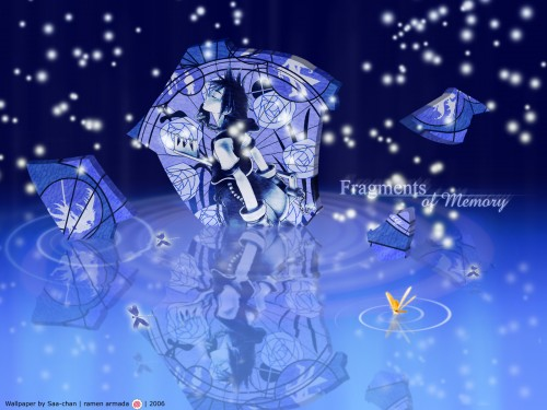 Shiro Amano, Square Enix, Kingdom Hearts, Sora Wallpaper