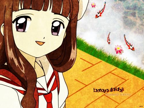 CLAMP, Madhouse, Cardcaptor Sakura, Tomoyo Daidouji Wallpaper
