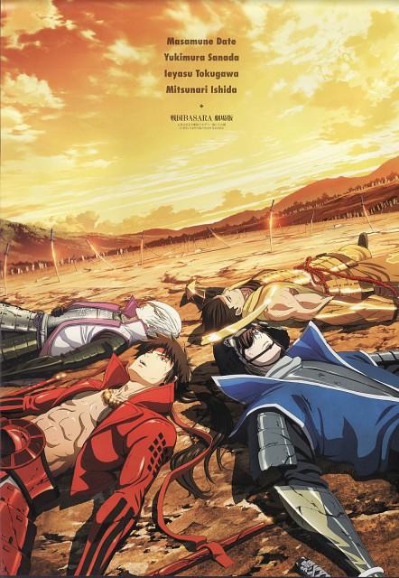 Makoto Tsuchibayashi, Capcom, Sengoku Basara, Masamune Date, Mitsunari Ishida (Sengoku Basara)
