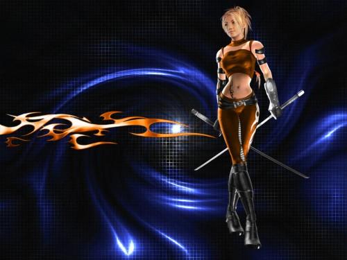Square Enix, Final Fantasy X, Rikku Wallpaper
