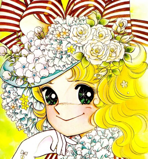 Yumiko Igarashi, Candy Candy, Candice White Ardlay
