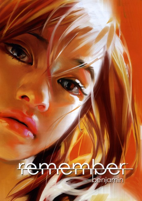 Benjamin, Remember, Artbook Cover