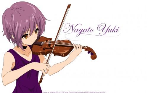 Kyoto Animation, The Melancholy of Suzumiya Haruhi, Yuki Nagato, Vector Art