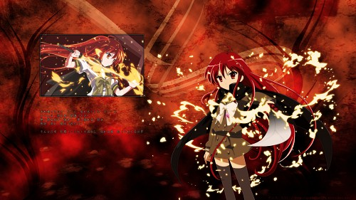 Noizi Ito, J.C. Staff, Shakugan no Shana, Shana, Occupations Wallpaper