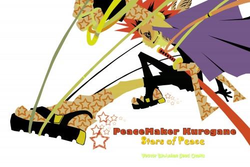 Peacemaker Kurogane, Vector Art