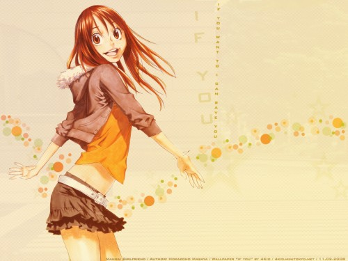 Court Betten, Girlfriend, Tomoka Aihara Wallpaper