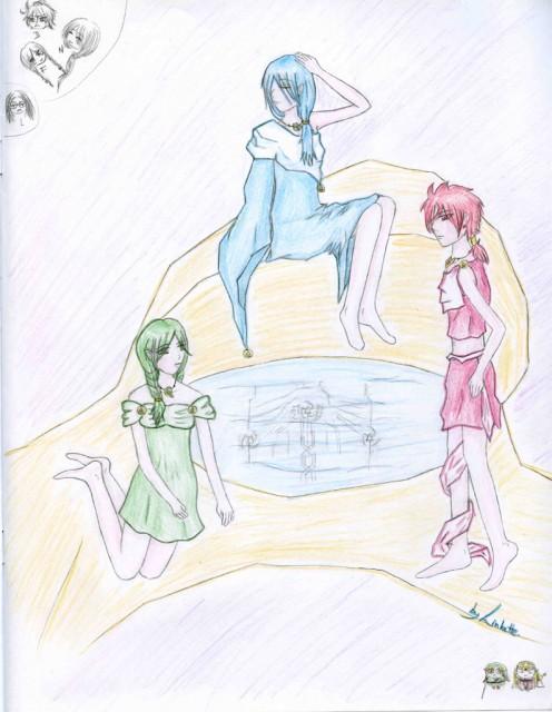 The Legend of Zelda, Zelda, Member Art