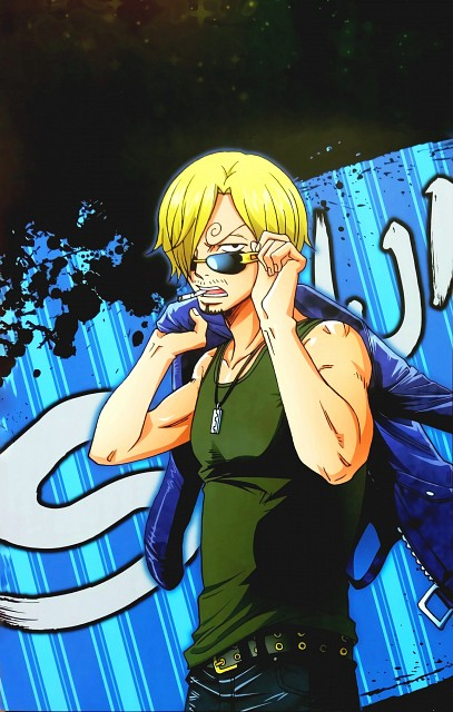 Eiichiro Oda, Toei Animation, One Piece, Sanji
