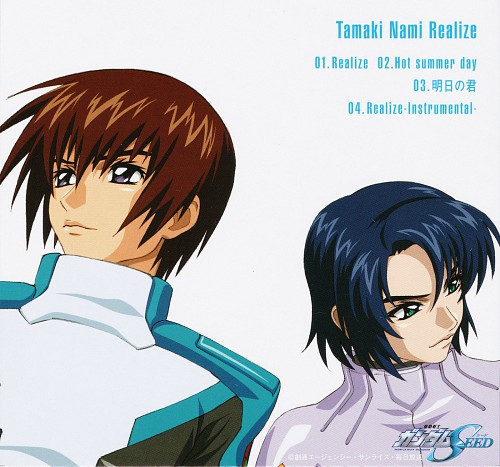 Hisashi Hirai, Sunrise (Studio), Mobile Suit Gundam SEED, Kira Yamato, Athrun Zala
