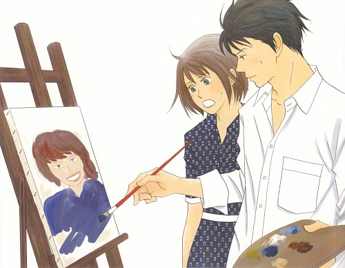 Tomoko Ninomiya, J.C. Staff, Nodame Cantabile, Nodame Cantabile CD Selection Book 2, Nodame Cantabile Illustrations