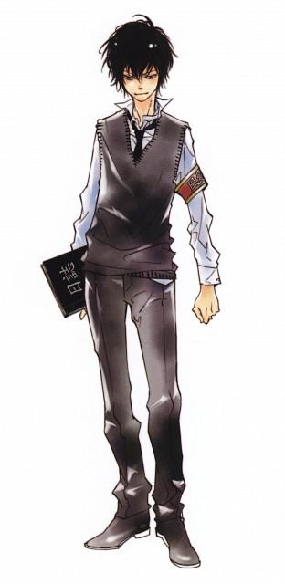Akira Amano, Katekyo Hitman Reborn!, Kyoya Hibari, Manga Cover