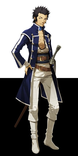 Kazuma Kaneko, Atlus, TMS Entertainment, Shin Megami Tensei, Walter (Shin Megami Tensei)