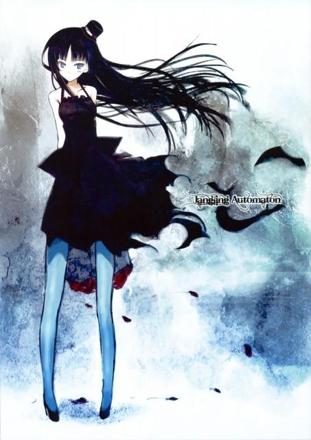 Kakifly, Kagome, Kyoto Animation, K-On!, Mio Akiyama