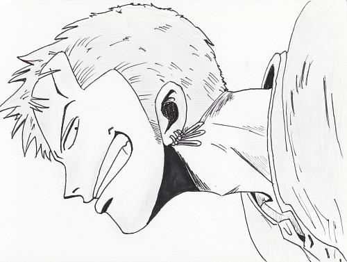 Eiichiro Oda, Toei Animation, One Piece, Roronoa Zoro, Member Art
