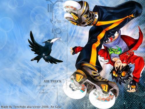 Oh! Great, Air Gear, Itsuki Minami Wallpaper