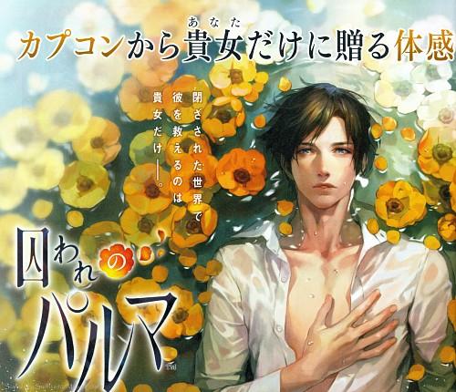 Chisato Mita, Capcom, Toraware no Palm, Haruto (Toraware no Palm), Magazine Page