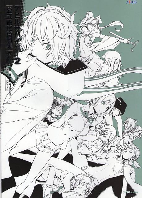 Bridge (Studio), Shin Megami Tensei: Devil Survivor 2, Yuzuru Akie, Daichi Shijima, Otome Yanagiya